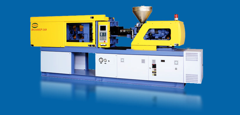 DG-EP SERIES Servo motor drive injection molding machine