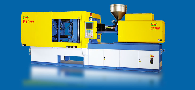 Electric Injection Molding Machine -DER GANG MACHINERY